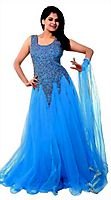 Gowns Online | Buy Gowns Online | Designer Gowns Online India | Zinnga