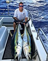 Deep Sea Fishing Charters Kauai