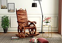 Order Rocking Chair at Best Prices   Wooden Street